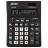 Калькулятор CITIZEN BUSSINESS LINE CDB1201BK (157x200 мм)